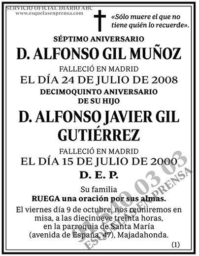 Alfonso Gil Muñoz